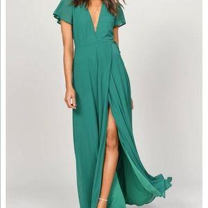 TOBI Wrap Dress